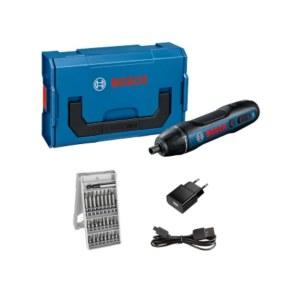 Skrutrekker Bosch GO l-boxx Mini; 3,6 V; 1x1,5 Ah batt.