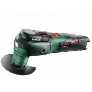 Flerfunksjonsverktøy Bosch Universal Multi 12; 12 V (uten batteri og lader)