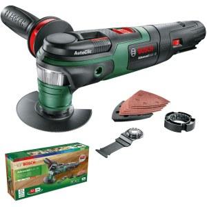 Flerfunksjonsverktøy Bosch AdvancedMulti 18, 18 V (uten batteri og lader)