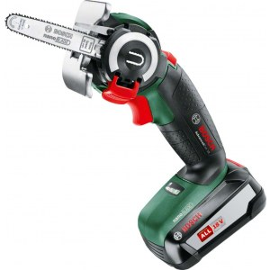 Motorsag Bosch Advanced Cut; 18 V; 1x2,5 Ah batteri.; 6,5 cm sverd