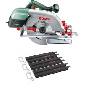 Sirkelsag Bosch PKS 66-2 AF + 3x35 cm styreskinne
