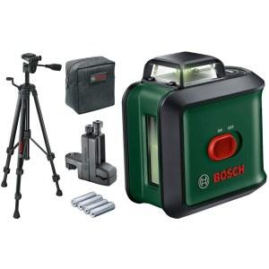 Linjelaser Bosch UniversalLevel 360 SET + tilbehør