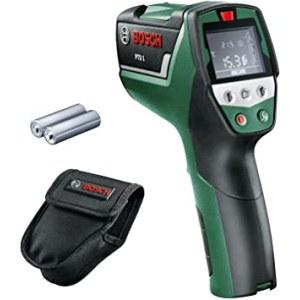Temperatur- og luftfuktighetsmåler Bosch PTD1