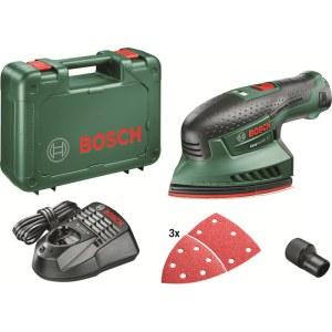 Deltasliper Bosch EasySander 12; 12 V; 1x2,5 Ah batt.