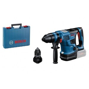 Batteridrevet borhammer Bosch GBH 18V-34 CF BITURBO Professional; 18 V; 5,8 J; SDS-Plus; (uten batteri og lader)