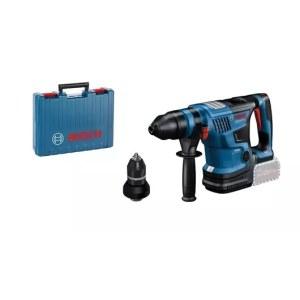 Batteridrevet borhammer Bosch GBH 18V-34 CF BITURBO Professional; 18 V; 5,8 J; SDS-Plus (uten batteri og lader)