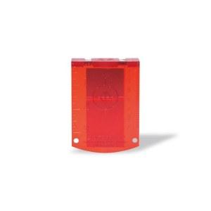 Mål tabel Bosch 1608M0005C rød