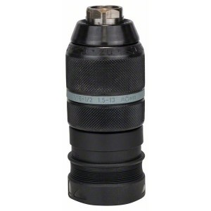 Hurtigchuck Bosch GBH 2-24 DFR, PBH 200; 1,5-13 mm; med adapter
