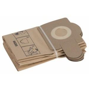 Støvsugerposer av papir Bosch, PAS 12-27, 5 stk