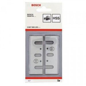 Høvelkniv Bosch 2607000193; 2 stk