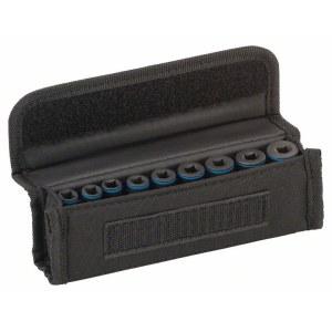Hylsenøkkelsett Bosch 2608551097; 6-14 mm; 9 stk