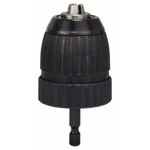 Hurtigchuck Bosch; 1-10 mm; 1/4''- 6k