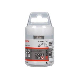 Diamantborekrone for tørrboring Bosch X-LOCK Ceramic Dry Speed; 20x35 mm