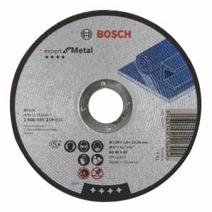 Abrasiv kappeskive Bosch A46 S BF; 125x1,6 mm