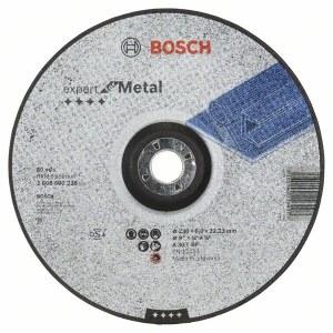 Slipeskive Bosch A 30 T BF; 230x6 mm