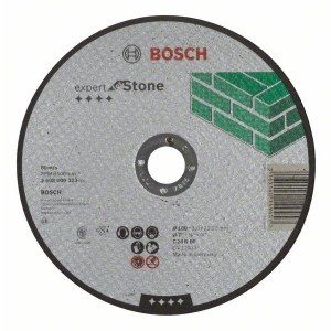 Abrasiv kappeskive Bosch C24 R BF; 180x3 mm