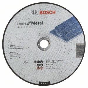 Abrasiv kappeskive Bosch A30 S BF; 230x3 mm