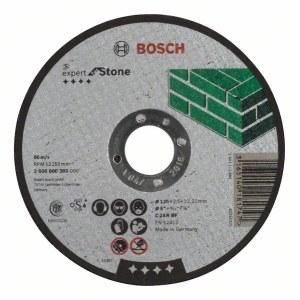 Abrasiv kappeskive Bosch C24 R BF; 125x2,5 mm