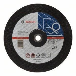 Abrasiv kappeskive Bosch A30 R BF; 300x3,2 mm