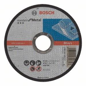 Abrasiv kappeskive Bosch Standard; 115x1,6 mm