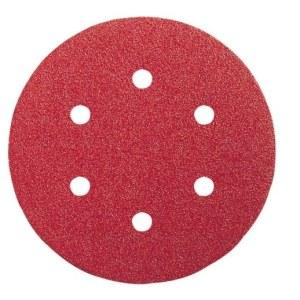 Sandpapir for eksenterslipere Expert for Wood; 150 mm; K240; 5 stk