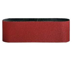 Slipebånd for båndslipere Best for Wood; 100x620 mm; K80; 3 stk