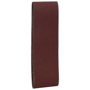 Slipebånd for båndslipere Best for Wood; 75x533 mm; K180; 3 stk