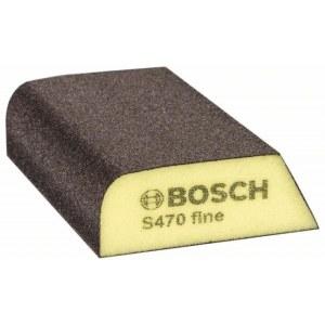 Poleringssvamp Bosch 2608608223; 69x97x26 mm; P240-320