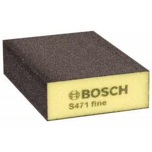 Poleringssvamp Bosch Flat&Edge; 69x97x26 mm; P240-320
