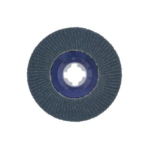 Lamellrondeller Bosch X-LOCK; 125 mm; K 120; 1 stk