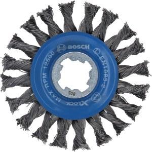 Koppbørste Bosch 2608620731; 115 mm