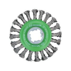 Koppbørste Bosch 2608620733; 115 mm
