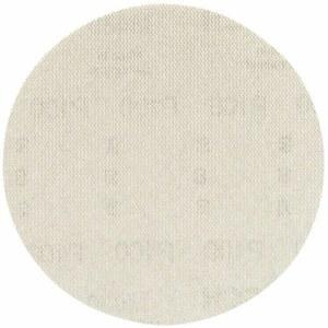 Nettmønstret slipepapir Bosch M480; 125 mm; P100; 5 stk