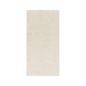 Nettmønstret slipepapir Bosch M480; 93x186 mm; P120; 10 stk