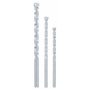 Borsett for stein, 5 deler Bosch 2609255458; 5-8 mm; 3 stk