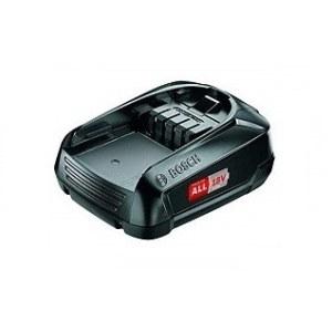 Batteri Bosch PBA 18; 18 V; 1,5 Ah; Li-lon