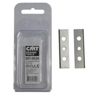 Reserveblader sett CMT DET-002; 2 stk