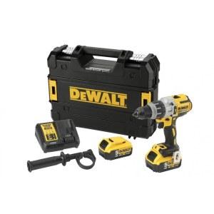 Slagskrutrekker / bor DeWalt DCD996P2-QW; 18 V; 2x5,0 Ah batt.