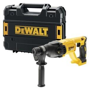 Borhammer DeWalt DCH133NT; 2,6 J; SDS-plus; 18 V (uten batteri og lader)