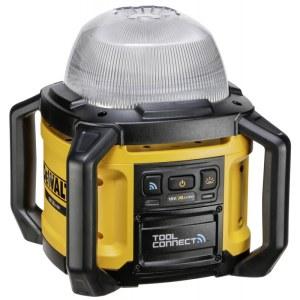 Lykt DeWalt DCL074-XJ; 18 V (uten batteri og lader)