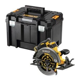 Batteridrevet sirkelsag DeWalt FlexVolt DCS578NT-XJ; 54 V (uten batteri og lader)