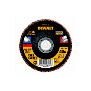 Lamellrondeller DeWalt DT30602-QZ; 125 mm; 1 stk