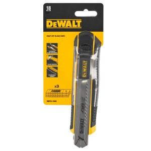 Kniv med utskiftbare blader DeWalt DWHT0-10249; 109 mm