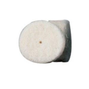 Poleringsskiver Dremel 414, 13,0 mm; 6 stk