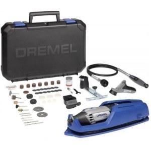 Flerfunksjonsverktøy Dremel 4000 + 65 tilbehøre