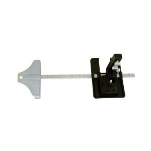 Frestilbehør EDMA 466655; 210 mm