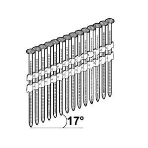Spiker Essve 772485; 2,8x75 mm; 17°; 1300 stk