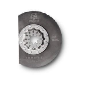 Rundt segmentsagblad Fein 63502106210; HSS