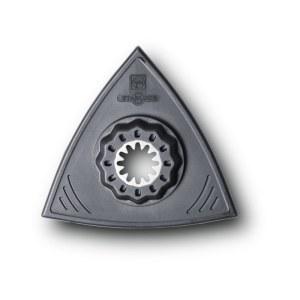 Trekantet sliperondell med selvklebende overflate Fein 63806142220; 2 stk