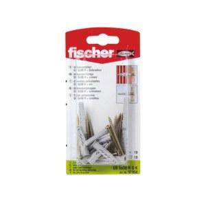 Selvborende Fischer UX R S; 5x30 mm; 10 stk